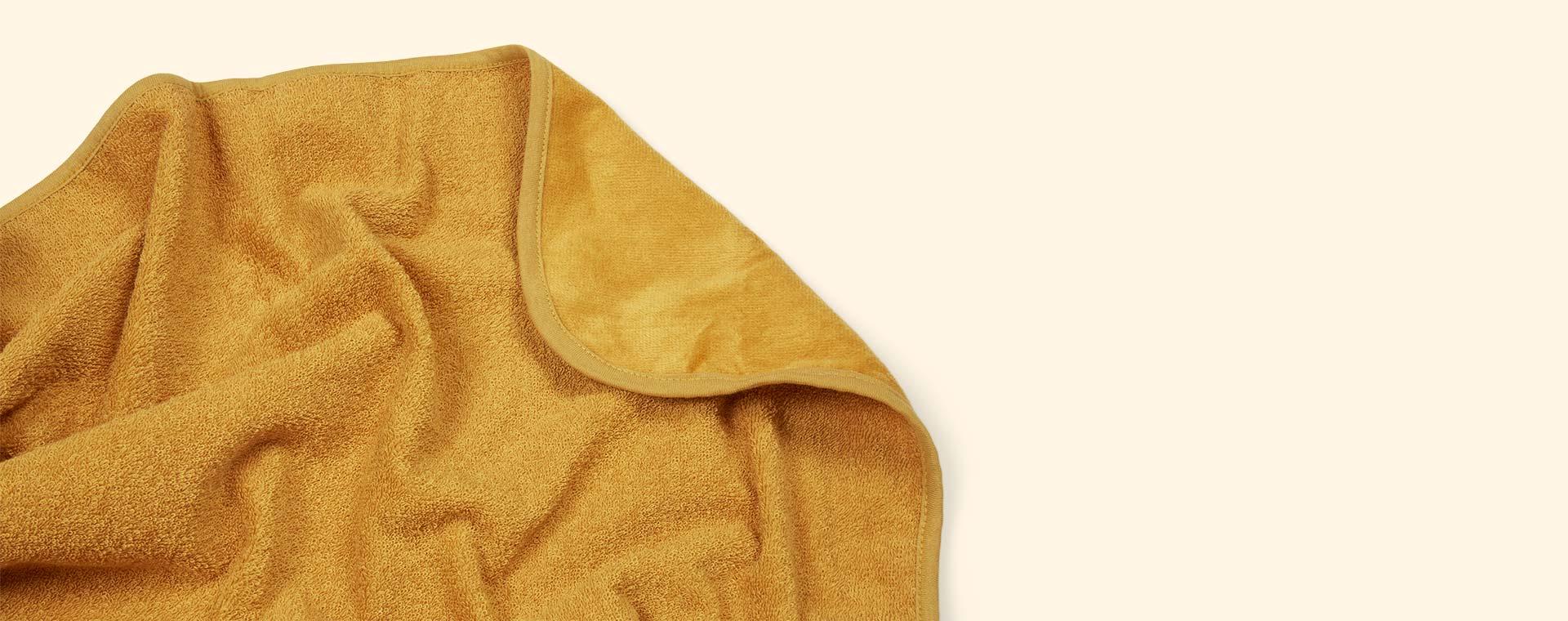 Multi Moulin Roty Hooded Towel Set