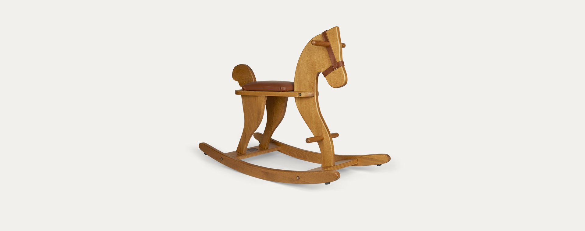 Brown Moulin Roty Rocking Horse