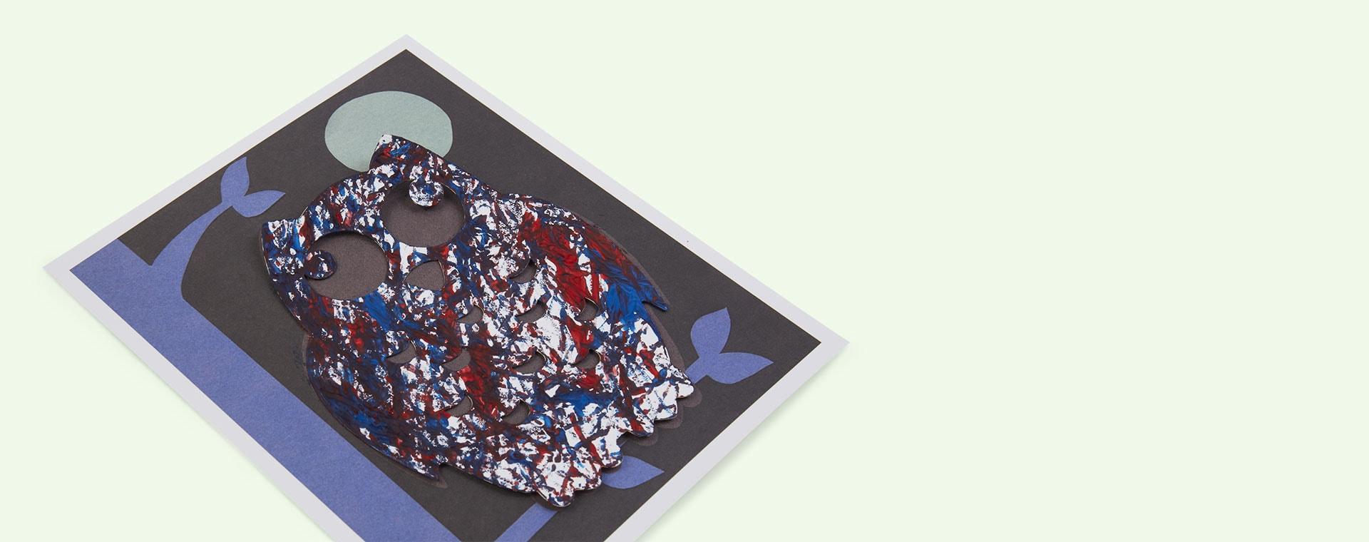 Multi Djeco Colourful Parade Marbling Kit