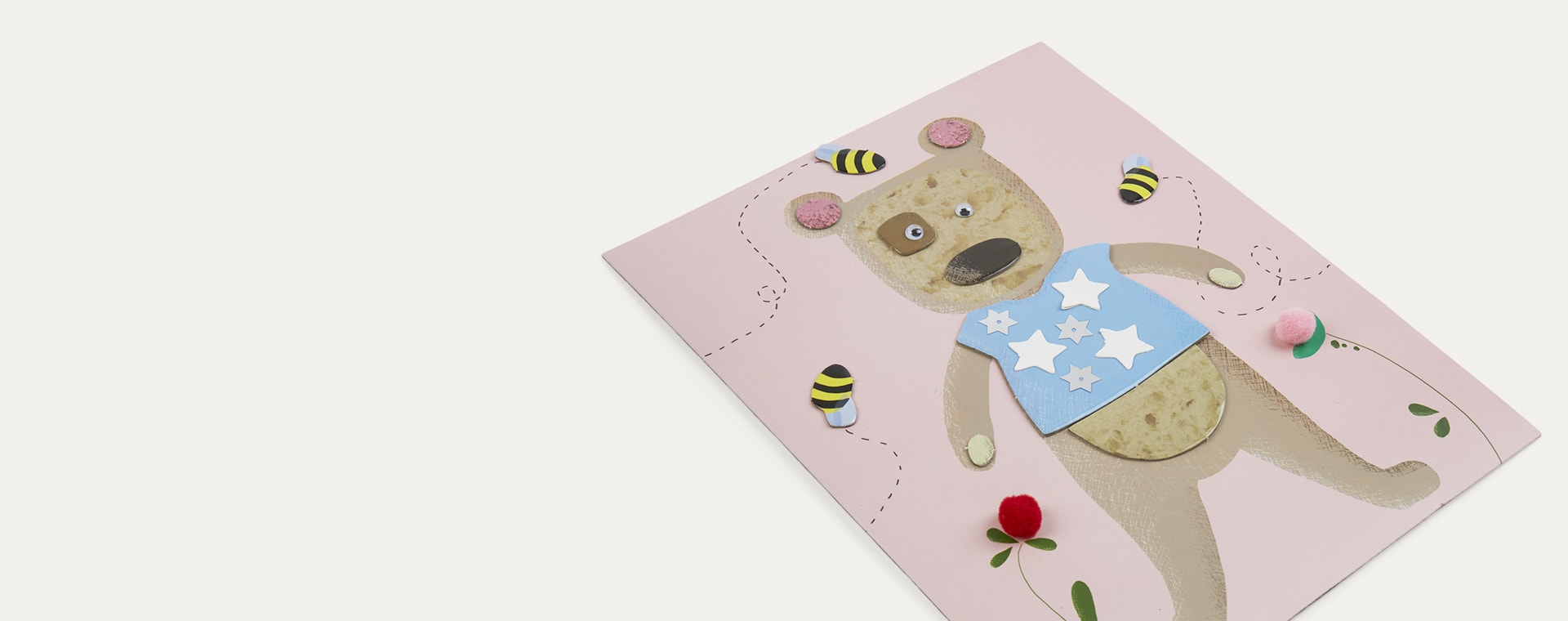 Multi Djeco Collages For Little Ones
