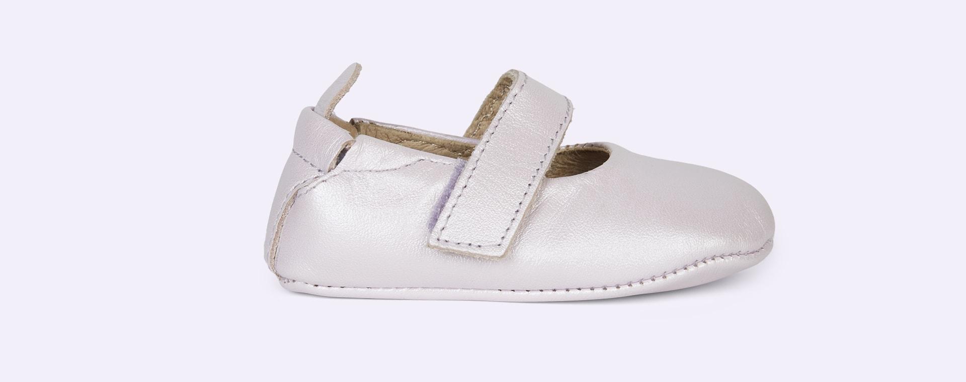 Lilac old soles Gabrielle Soft Sole Shoe