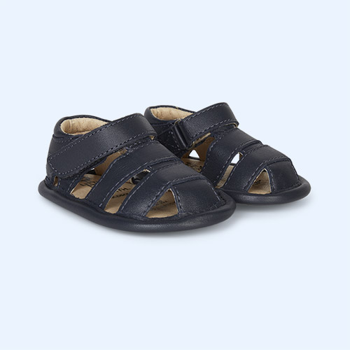 Navy old soles Sandy Soft Sole Sandal