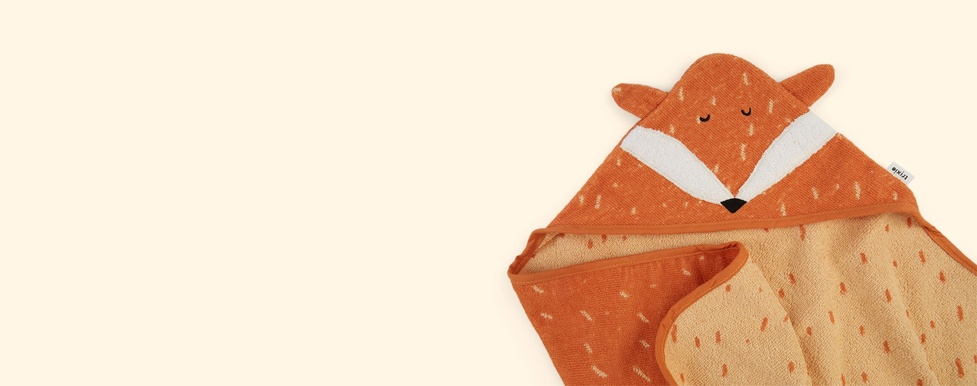 Mr Fox Trixie Hooded Towel