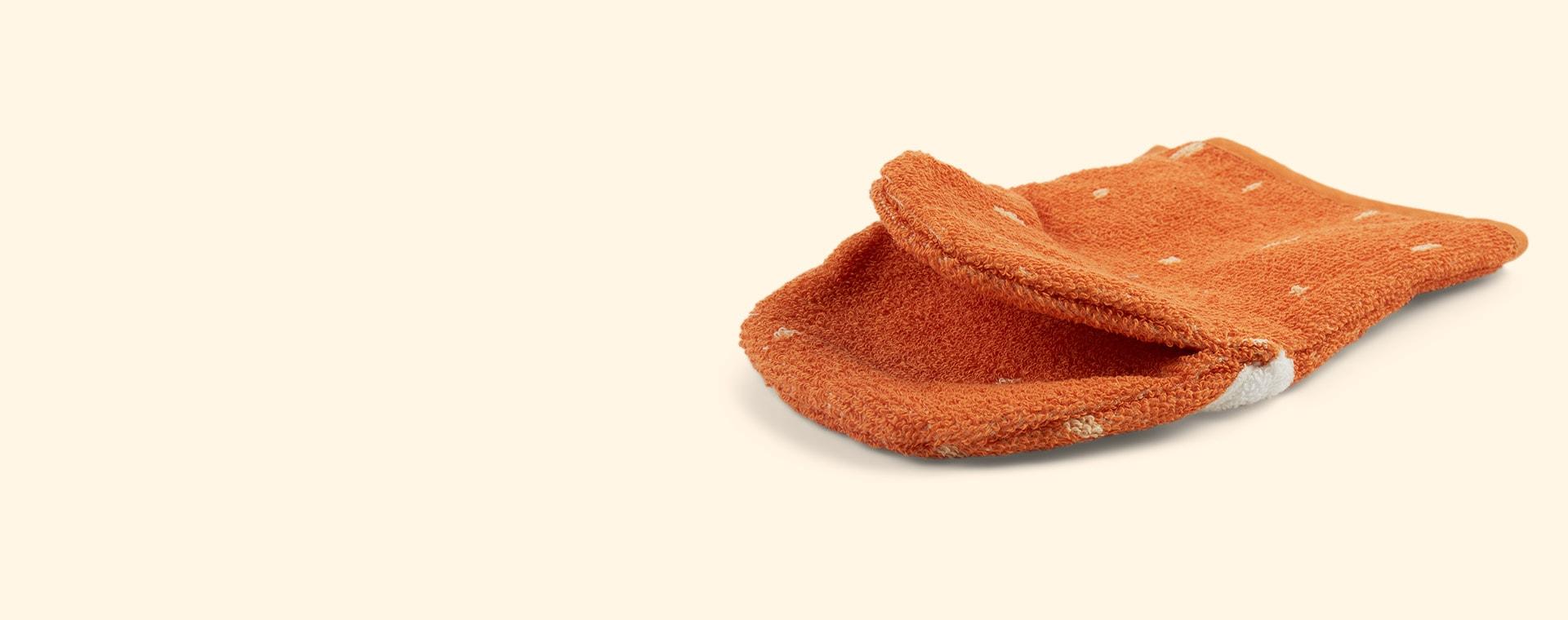 Mr Fox Trixie Washcloth