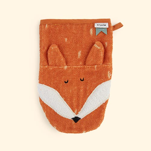 Mr Fox Trixie Washcloth