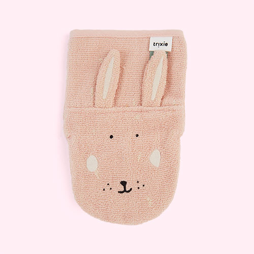 Mrs Rabbit Trixie Washcloth