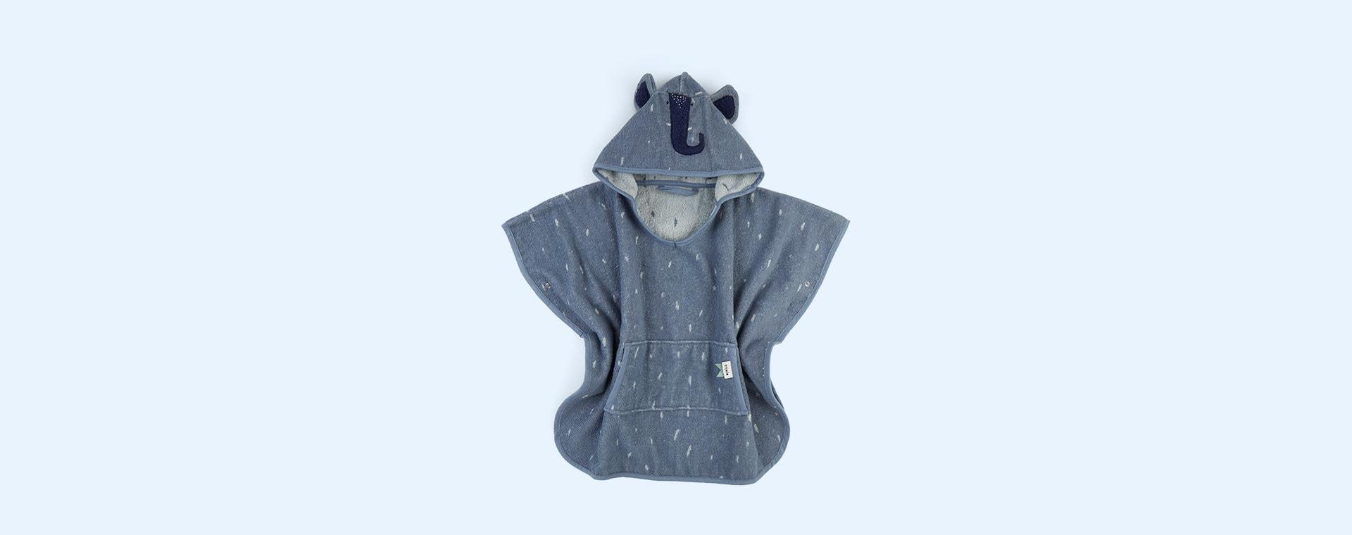 Mr Elephant Trixie Hooded Poncho Towel