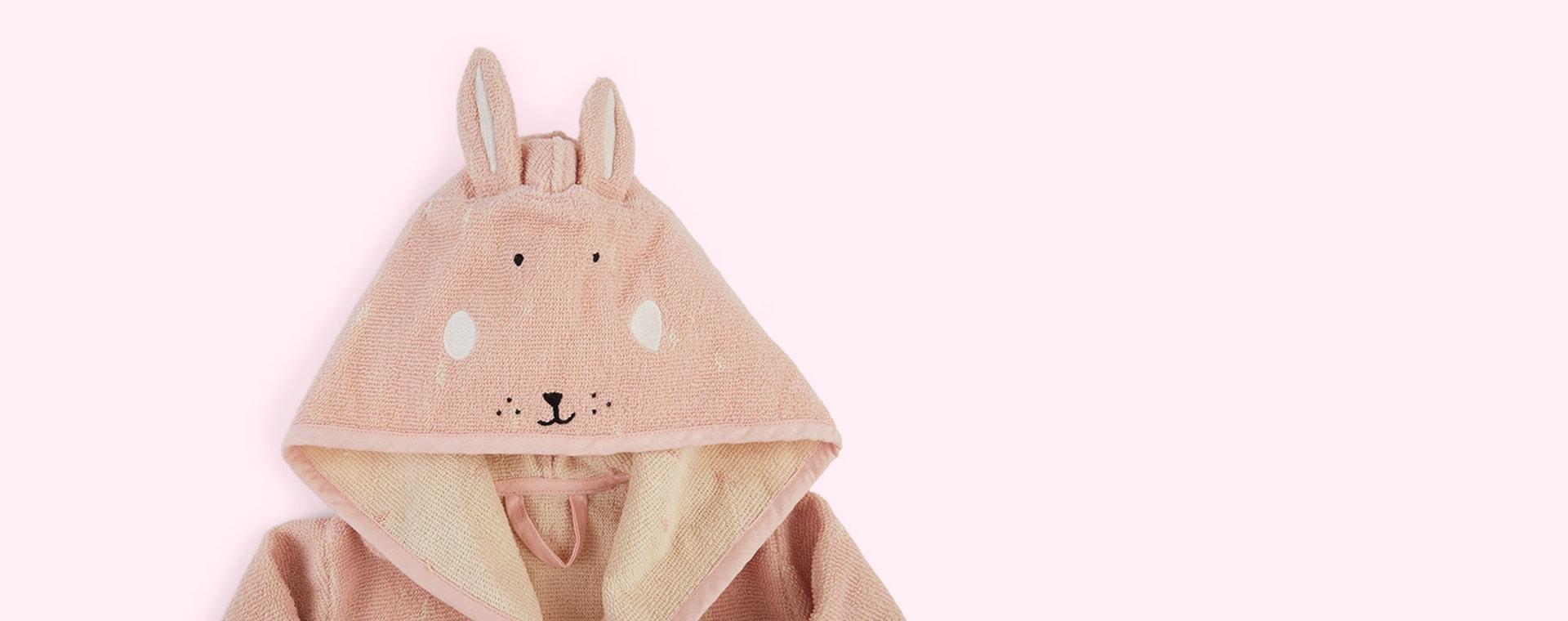 Mrs Rabbit Trixie Bathrobe