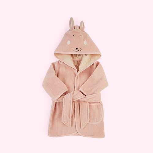 Mrs Rabbit Trixie Bathrobe