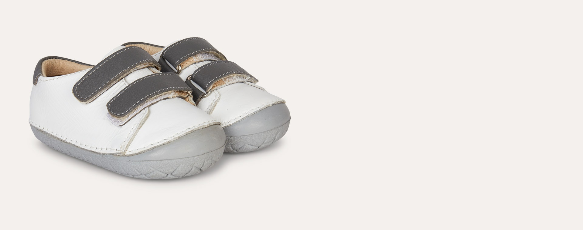 Grey old soles Major Markert Trainer