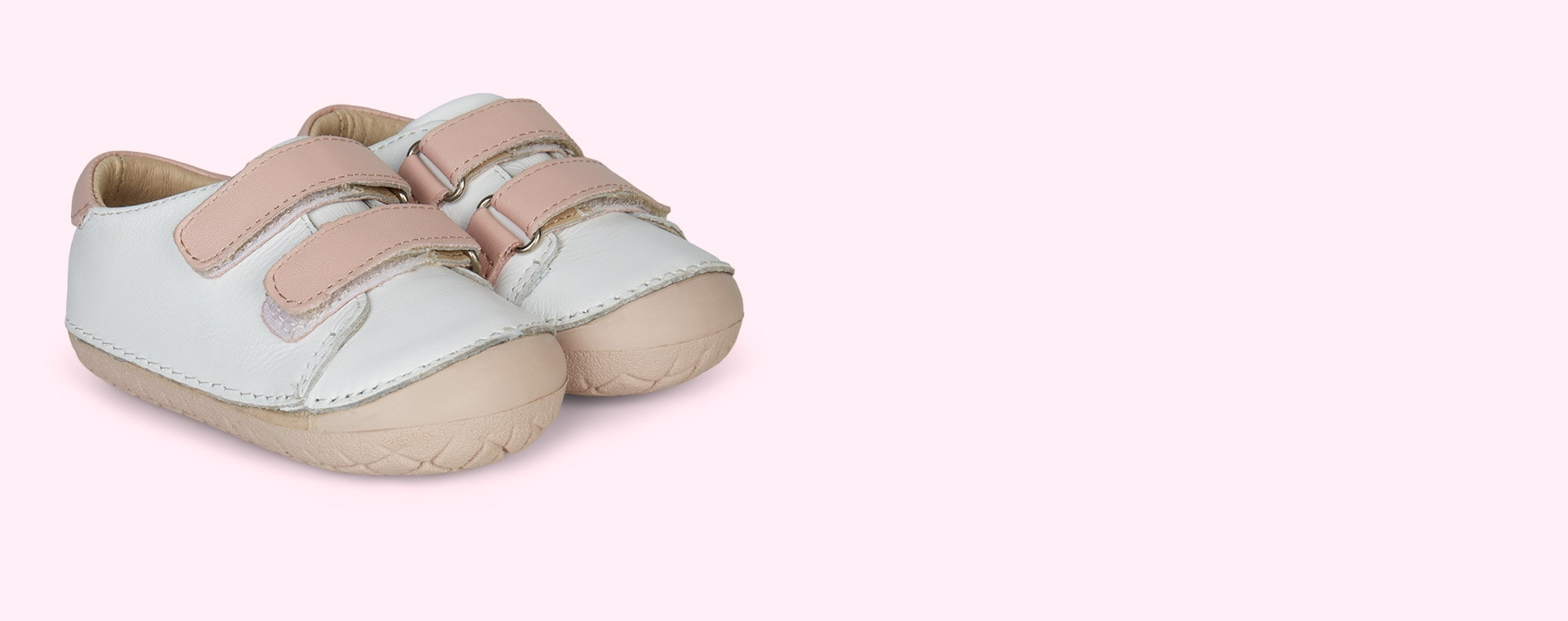 Pink old soles Major Markert Trainer