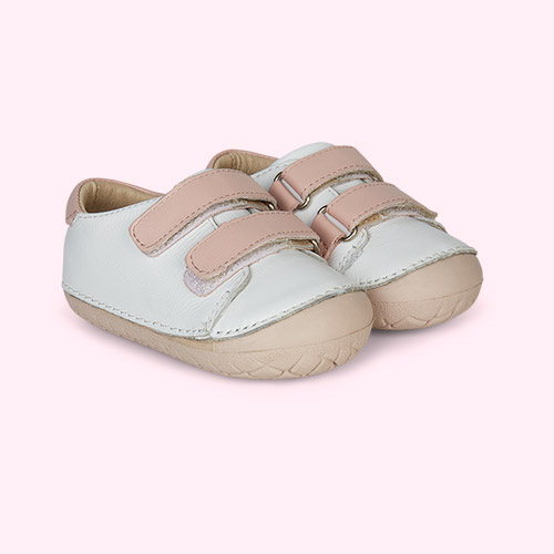 Pink old soles Major Markert Trainer