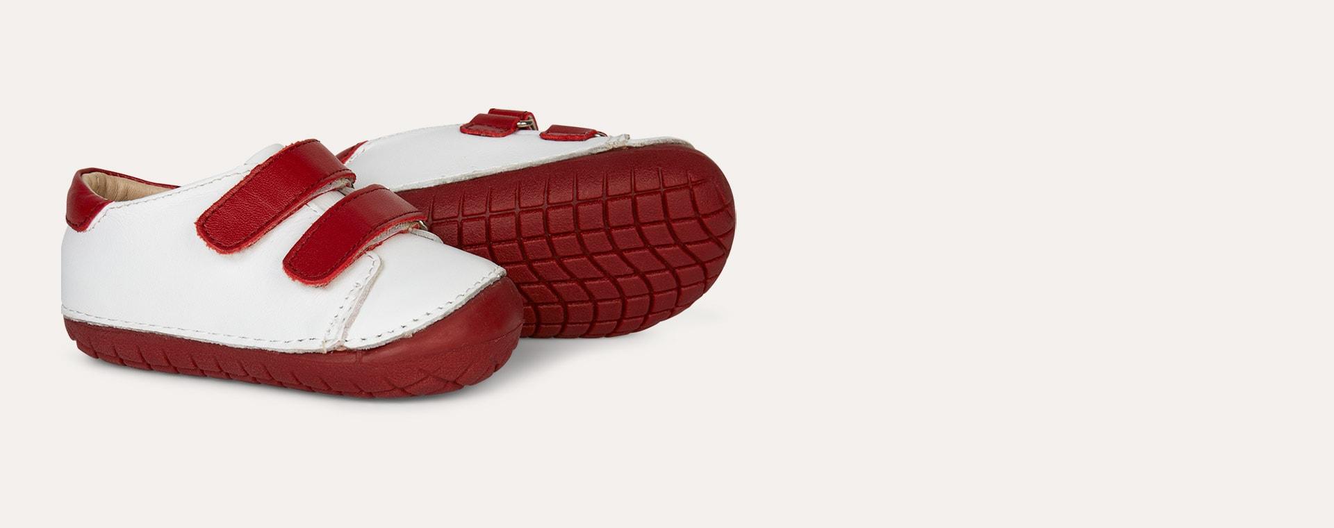 Red old soles Major Markert Trainer