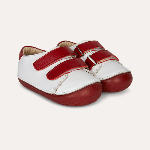 Red old soles Major Markert Trainer