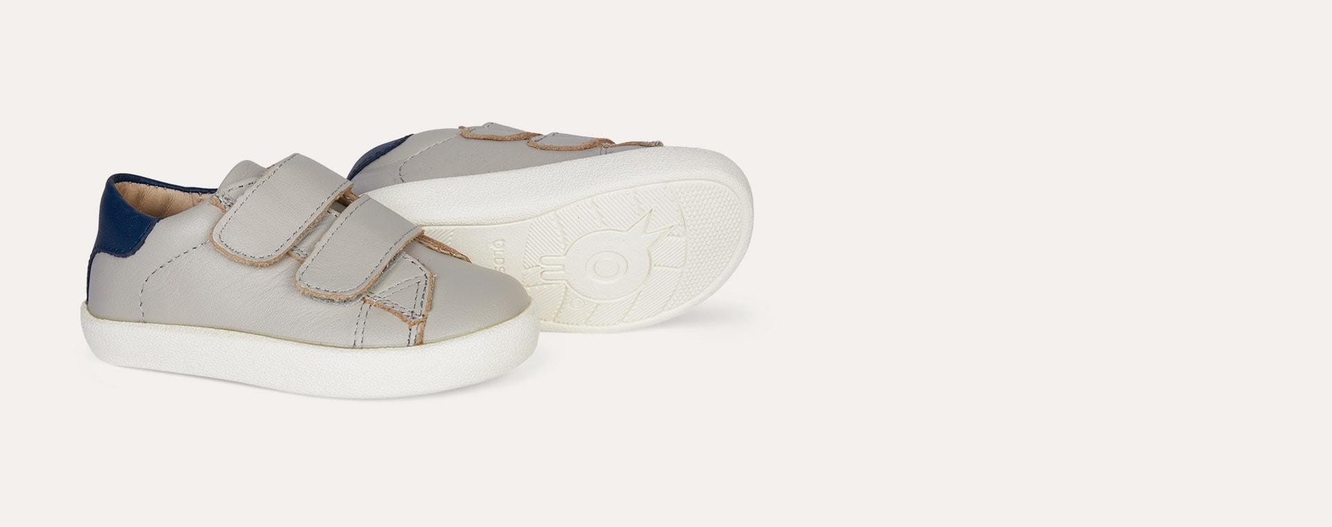 Navy old soles Toddy Shoe