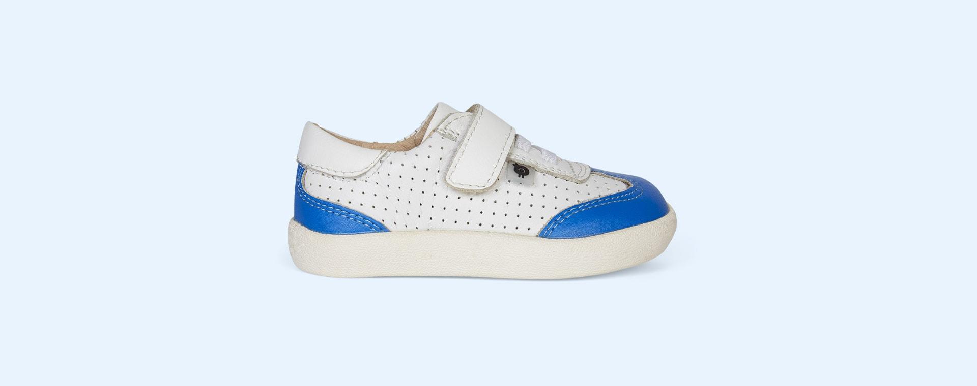 Blue old soles Paver Trainer