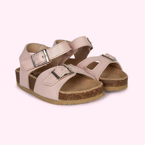 Powder Pink old soles Retreat Sandal