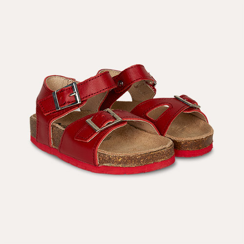 Red old soles Retreat Sandal