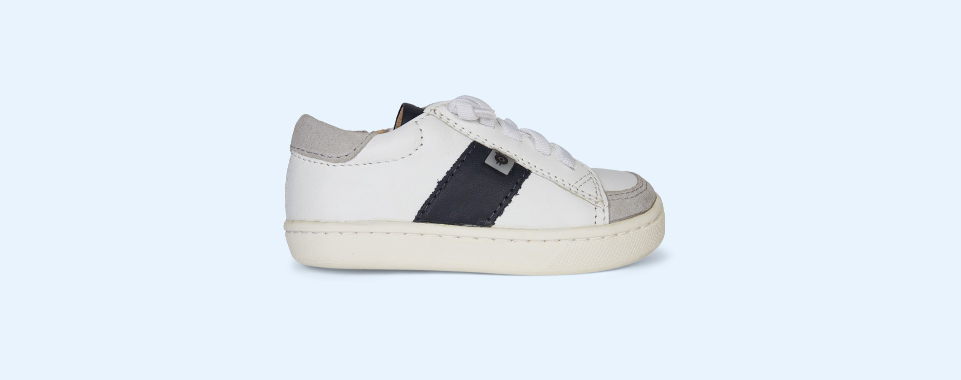 White old soles High Street Shoe