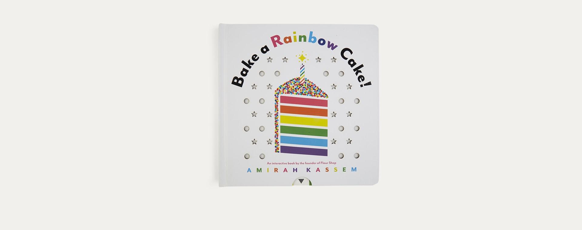 Multi Abrams & Chronicle Books Bake A Rainbow Cake