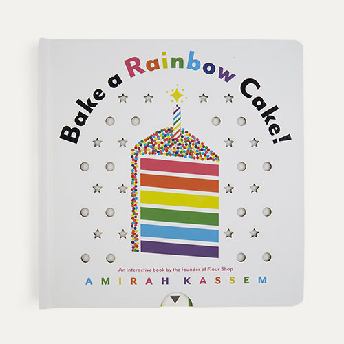 Multi Abrams & Chronicle Books Bake A Rainbow Cake
