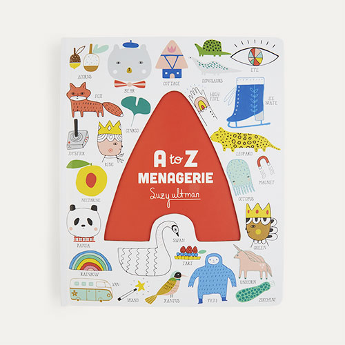 Multi Abrams & Chronicle Books A To Z Menagerie