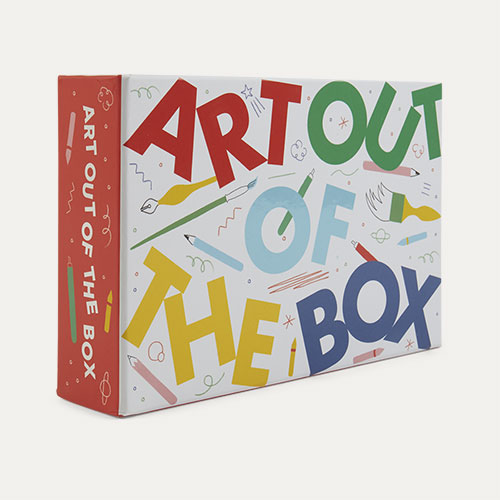 Multi Abrams & Chronicle Books Art Out Of The Box: Creativity Games