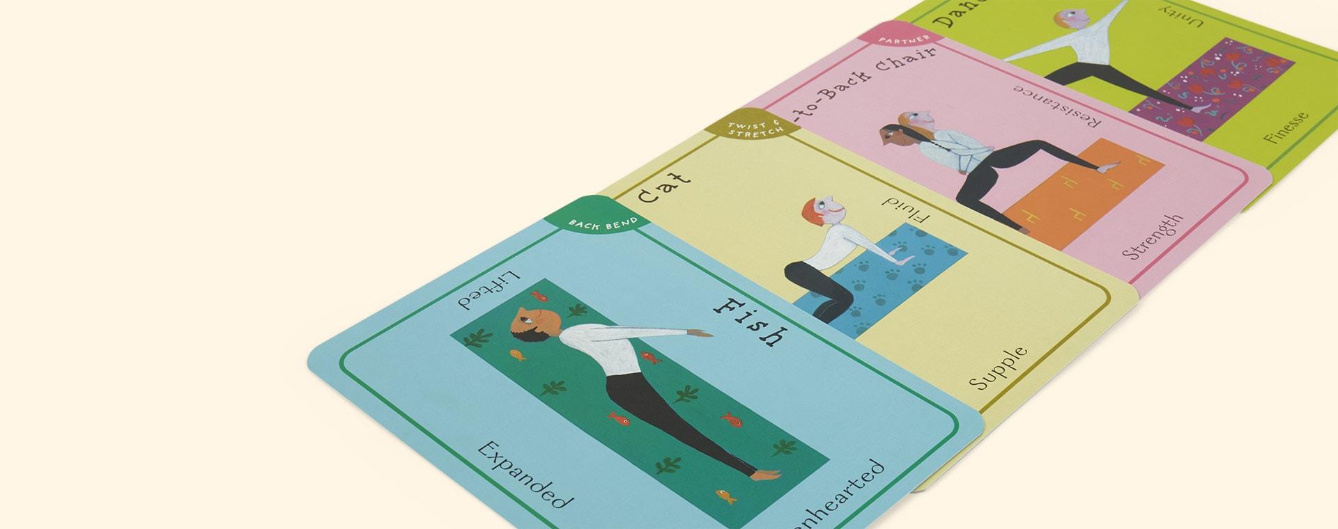 Multi Abrams & Chronicle Books Yoga Pretzels