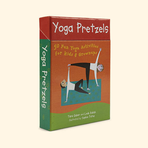 Multi Abrams & Chronicle Books Yoga Pretzels