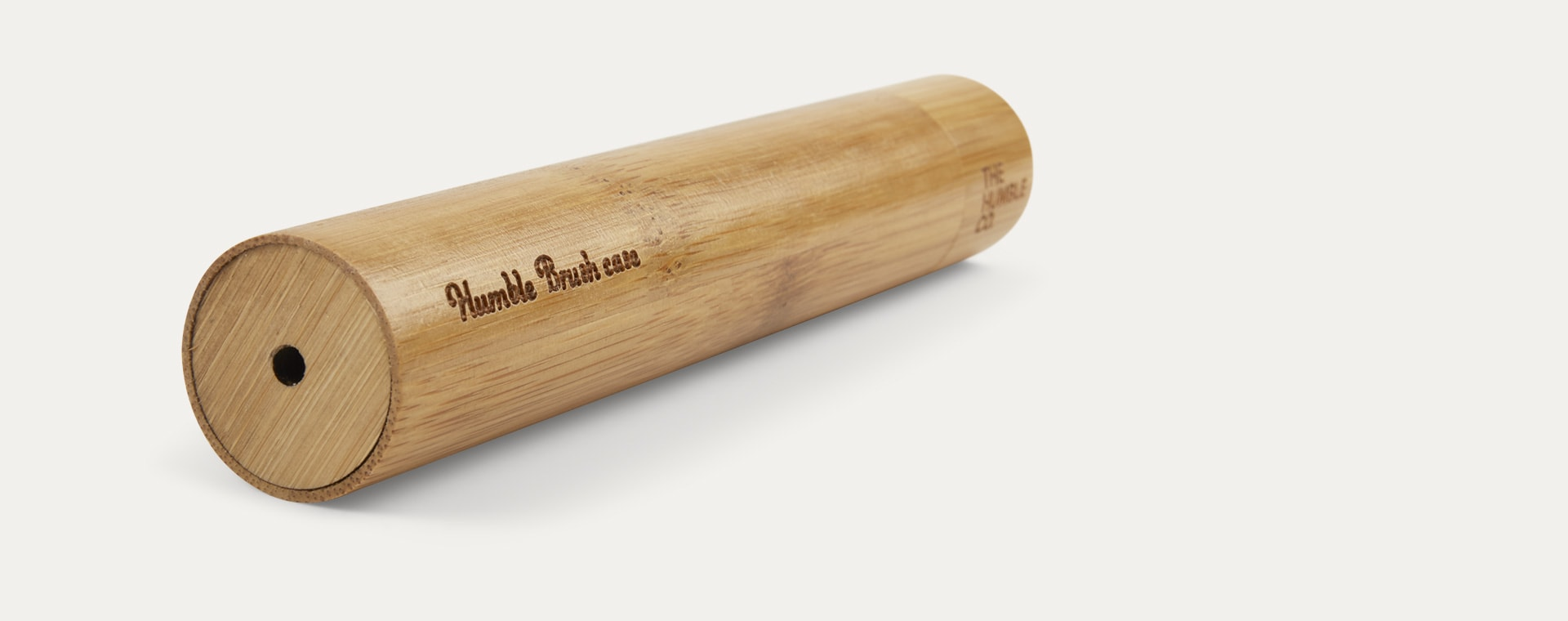 Neutral The Humble Co. Toothbrush Case