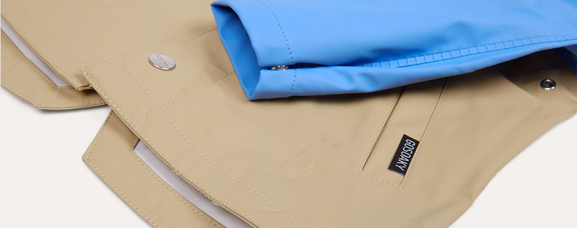 Multicolour GOSOAKY Waterproof Unisex Jacket