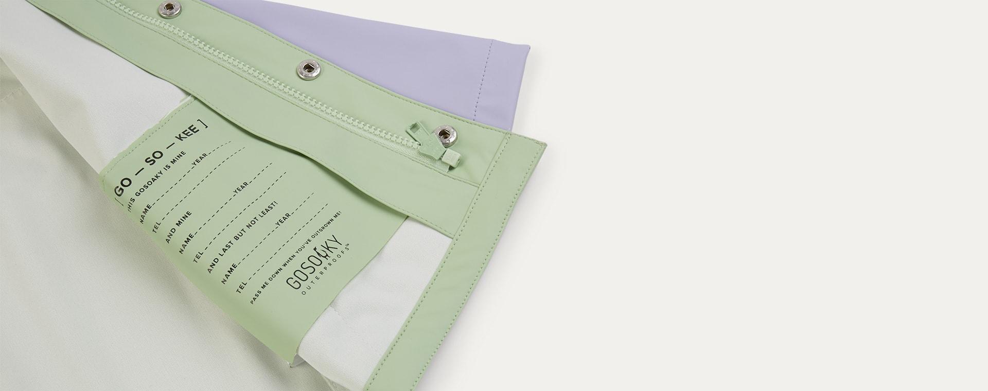 Colourblock GOSOAKY Waterproof Unisex Jacket