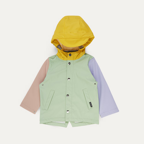 Colourblock GOSOAKY Waterproof Unisex Jacket
