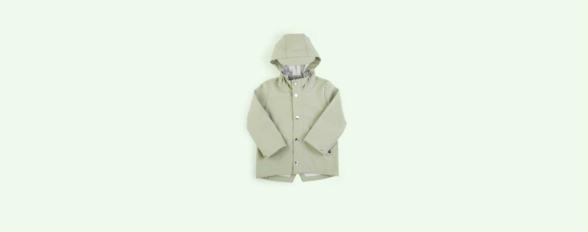 Sage Green GOSOAKY Waterproof Unisex Jacket