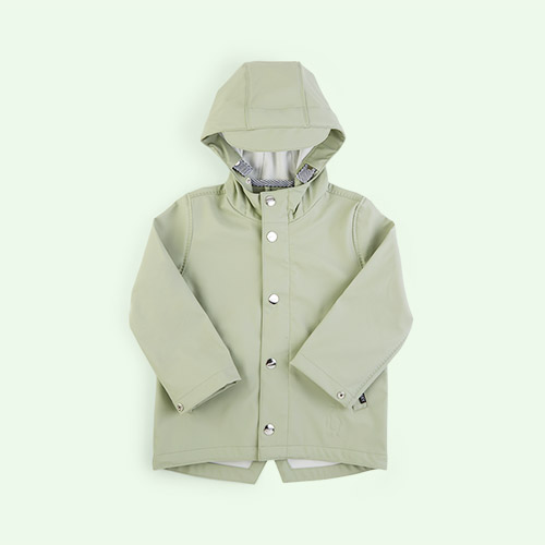 Sage Green GOSOAKY Waterproof Unisex Jacket