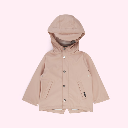 Evening Sand GOSOAKY Waterproof Unisex Jacket