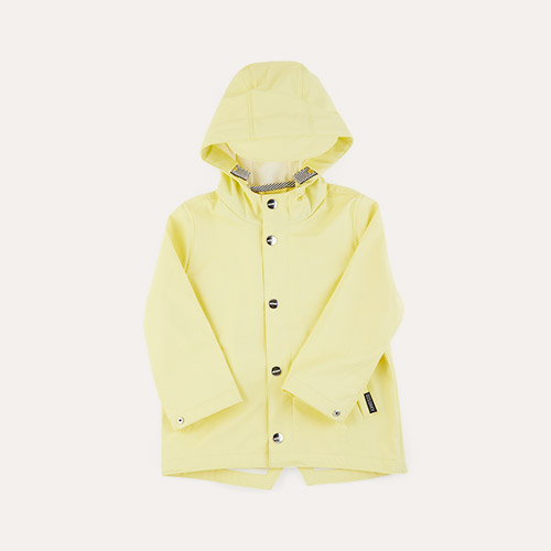 Lemon Yellow GOSOAKY Waterproof Unisex Jacket