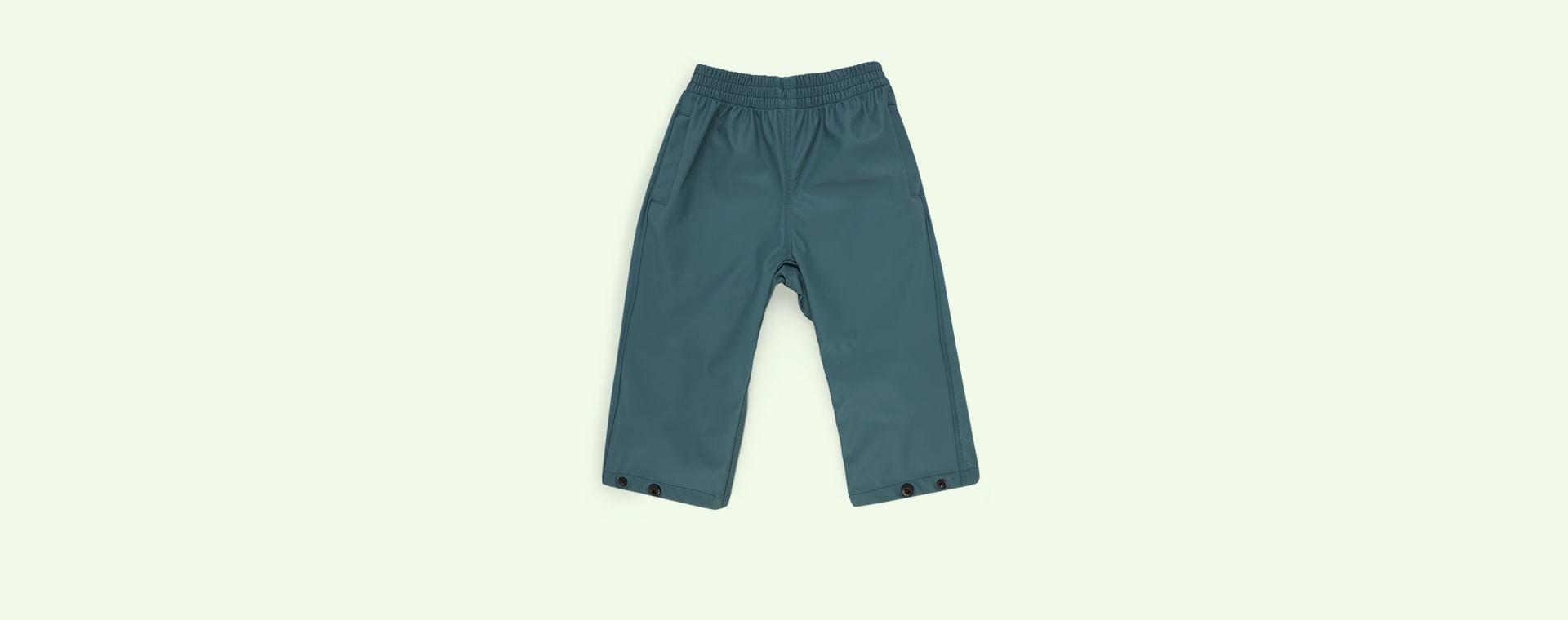 Sage Green GOSOAKY Unisex Waterproofs Rain Pants