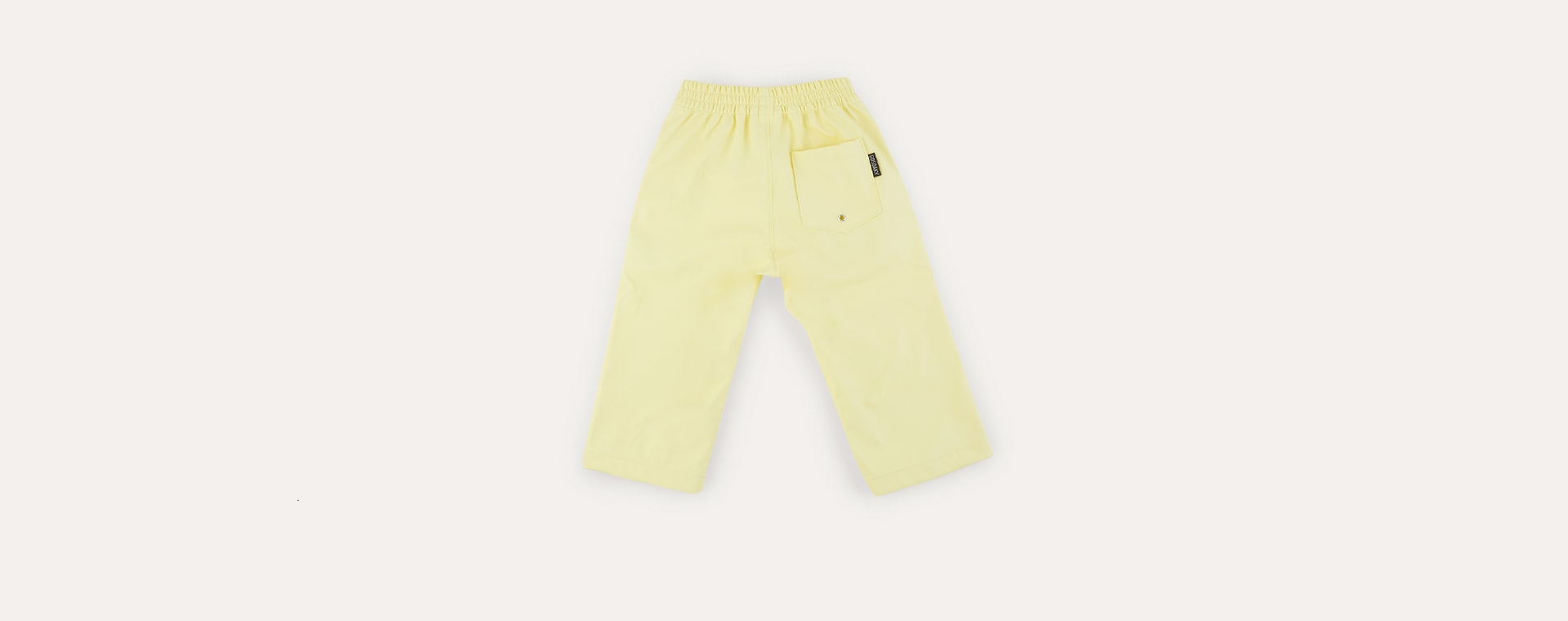 Lemon Yellow GOSOAKY Unisex Waterproofs Rain Pants