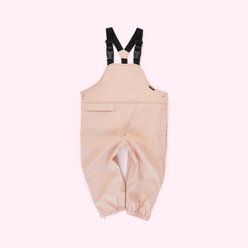 Evening Pink GOSOAKY Waterproof Dungarees