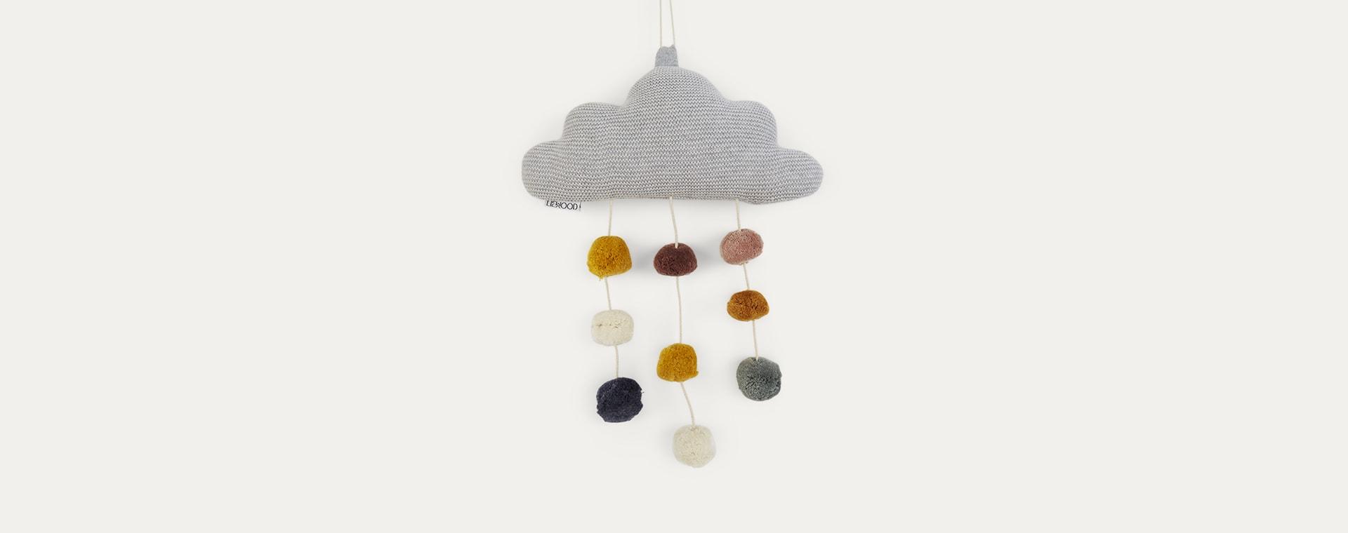 Grey Malange Liewood Mimi Cloud Mobile