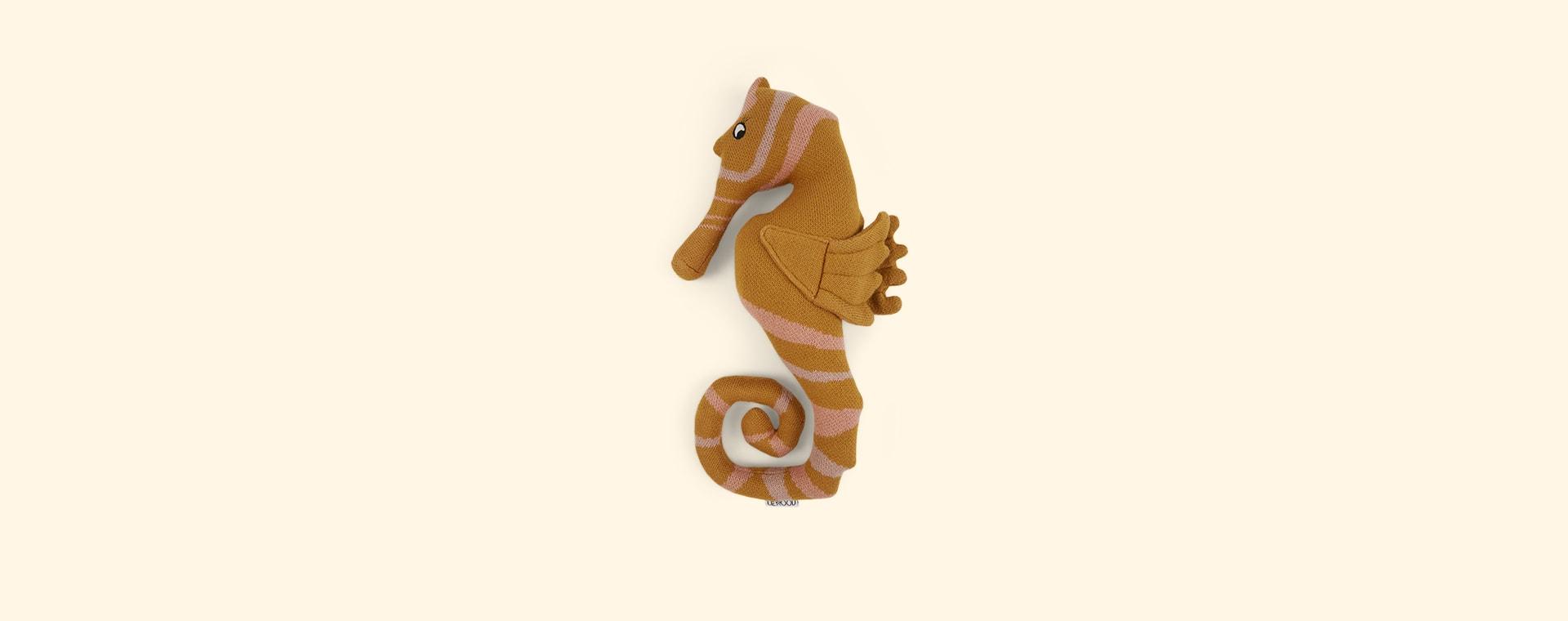 Seahorse Mustard Liewood Tilly Teddy