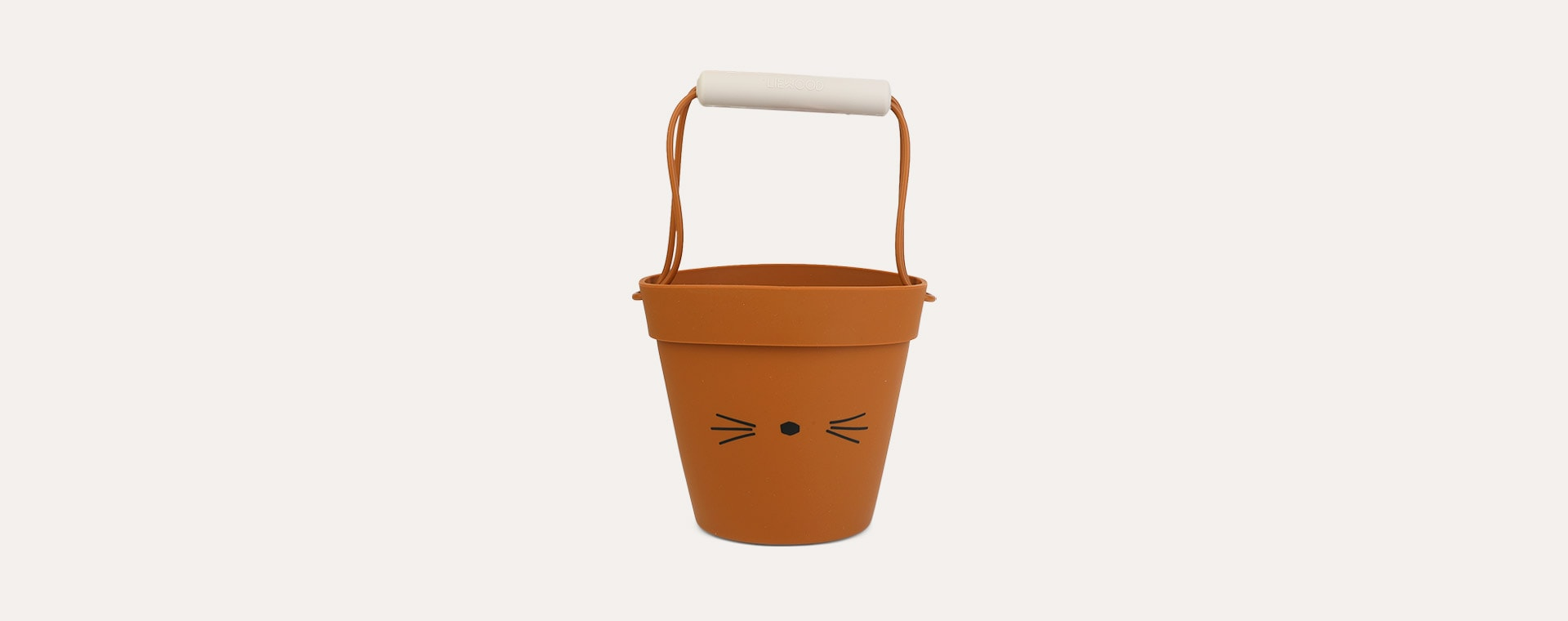 Cat mustard mix Liewood Linda Silicone Bucket