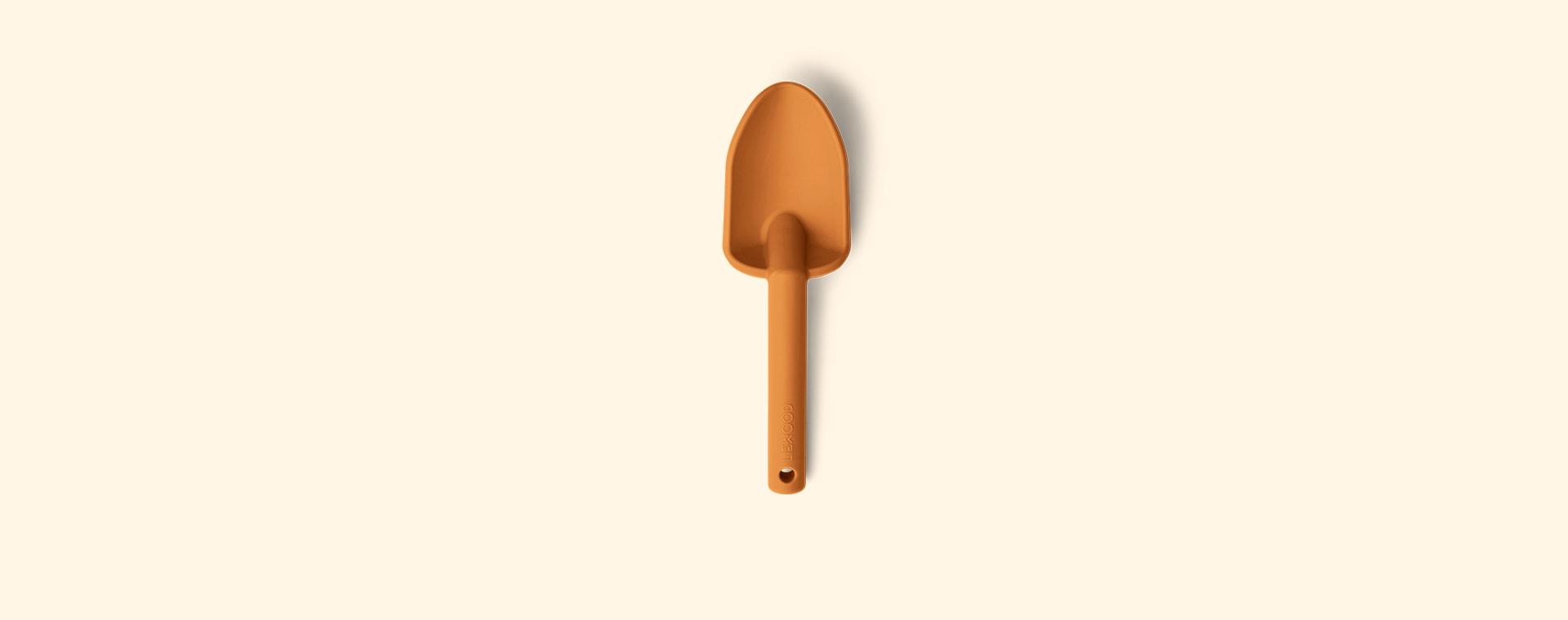 Mustard Liewood Shane Silicone Spade