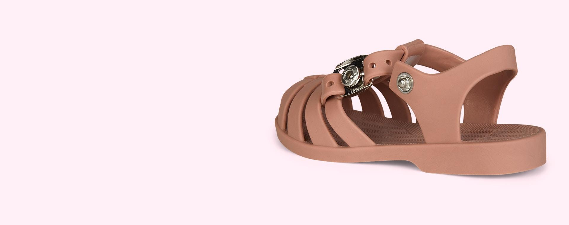 Dark Rose Liewood Bre Jelly Sandals