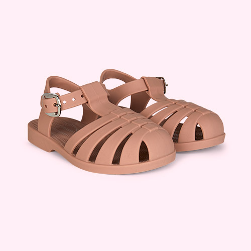 Dark Rose Liewood Bre Jelly Sandals