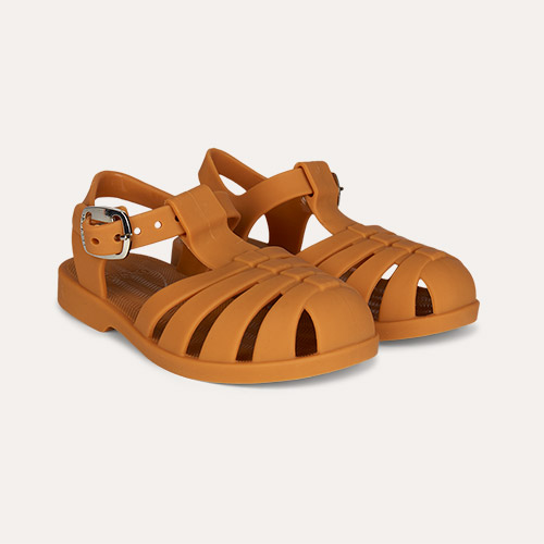 Mustard Liewood Bre Jelly Sandals