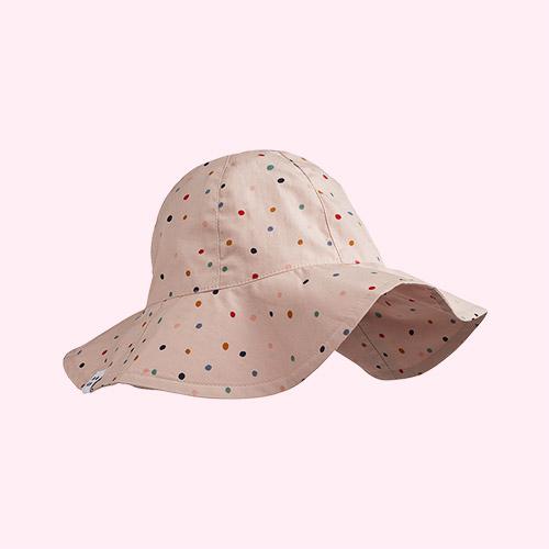 Confetti Mix Liewood Amelia Sun Hat