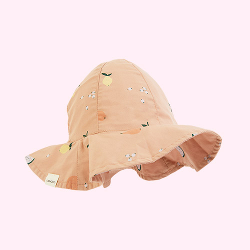 Fruit Pale Tuscany Liewood Amelia Sun Hat