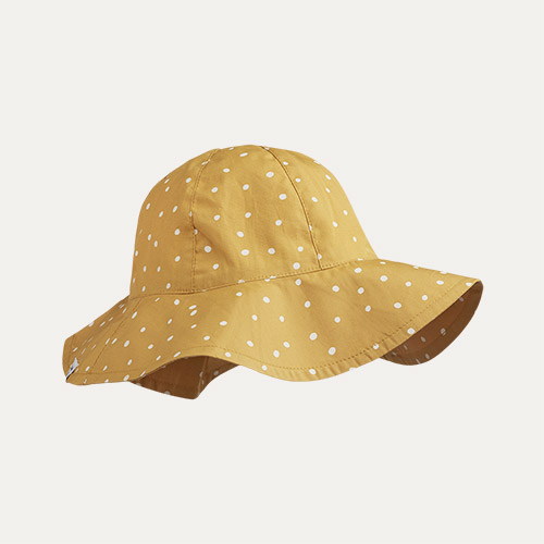 Confetti Yellow Mellow Liewood Amelia Sun Hat